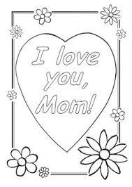 Small Picture Print out this Mothers Day Coloring page for your sponsored child