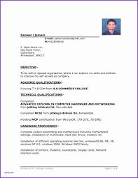 Curriculum Vitae Cv Format Download Curriculum Vitae Blank Form Download Resume Pdf Cv Format For Job