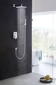Weran Dusch Set Mit Handbrause Und Regendusche Design