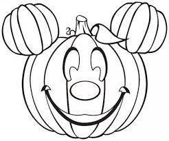 Small Picture Pumpkin Coloring Sheets for Kids Fun for Halloween