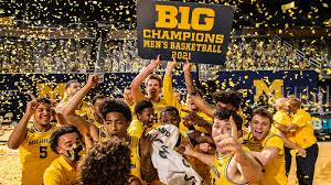For more go to mgoblue.com or follow umichbball on. Wolverines Clinch Big Ten Championship With Win Over Spartans University Of Michigan Athletics