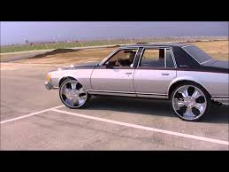 1979 Chevy Caprice Rolling Off - YouTube