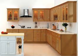 Corner Kitchen Furniture Furniture Modern Wood Kitchen Cabinet Design Classic Small