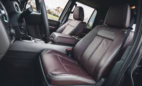 2017 ford expedition interior leather seats