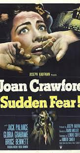 Sudden Fear (1952) - Joan Crawford as Myra Hudson Blaine - IMDb
