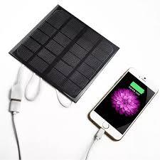 Sạc Dự Phòng TAN 6V 3W 600MA Năng Lượng Mặt Trời Bảng Điều Khiển, Sạc Pin  Du Lịch USB Cho Điện Thoại Di Động