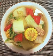 below attached picture of nilagang baboy pork soup also the recipe is below for everyone to follow