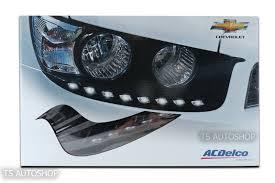 Chevrolet Sonic Lights Details About Drl Daytime Running Lights For Chevrolet Sonic Aveo Sedan Hatchback 2012 Genuine