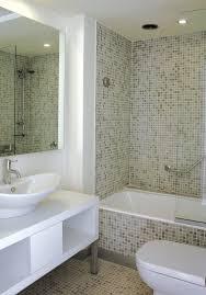 bathroom, Wonderful Tile Wall Closed Big Bathtub Under Nice Lighting Side  Cute Closet Front Simple. bathroom, Small Bathroom Remodel ...