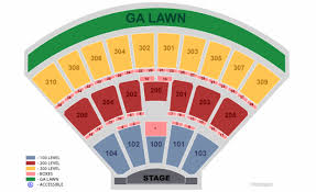 Syracuse Seating Chart See The Seating Chart For Miranda Lamberts Concert At The