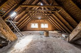Attic, Dirty, Leave, Empty, Wood, Dusty, Old