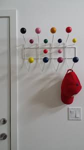 How High To Hang A Coat Rack Eames Hang It All Coat Rack General Update IssaquahModern 22