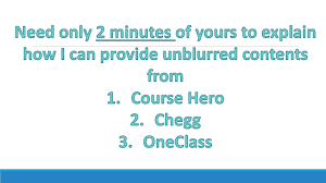 how to view unblurred texts 2017 coursehero chegg onecl