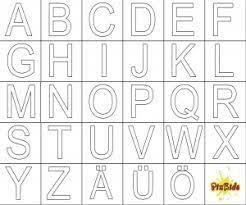 Drucke diese buchstaben schablonen ausmalbilder kostenlos aus. Bildergebnis Fur Buchstaben Vorlagen Zum Ausdrucken A Z Buchstaben Vorlagen Zum Ausdrucken Buchstaben Vorlagen Buchstabenerkennung
