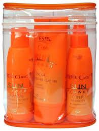 Купить <b>набор</b> средств для волос <b>Estel Curex Sunflower</b>, цены в ...