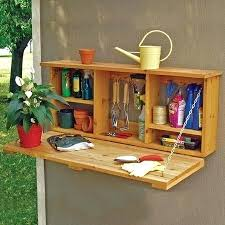 outdoor storage ideas alluring garden tool storage cabinets with best small tool box ideas on