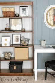 home office magazine. This Morning I Spent A Little Time Working On Our Home Office. Styled The Bookcases Using Items Already Had, And Added Some Much Needed Storage Office Magazine