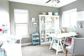 home office makeovers. Home Office Makeover Chic Coral And Mint For The Girl Boss Finds . Makeovers