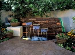 O Fountation For An Outdoor Waterwall Fountainwaterfeature2jpg