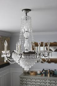 our schonbek chandelier