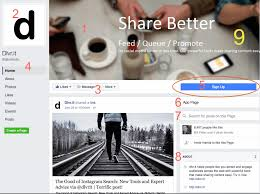 facebook page and facebook cover photo size