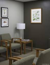 office waiting room ideas. waiting room design sherwinwilliams enduring bronze 7055 downing stone 2821 office ideas i