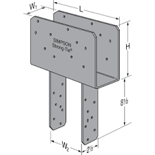simpson 6x6 post to beam connector. Simple 6x6 And Simpson 6x6 Post To Beam Connector
