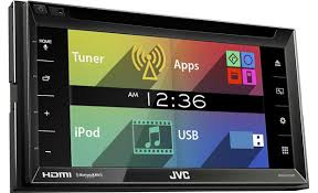 jvc double din dvd cd player car radio install mount kit harness jvc double din dvd cd player car radio