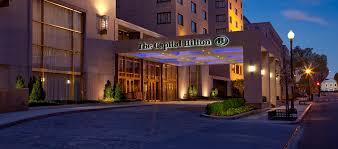 capitol hilton hotel washington d c hotel exterior at dusk