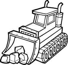 The Best Free Excavator Coloring Page Images Download From 61 Free