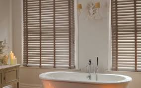 blinds for bathrooms. Perfect Sophisticated Look For Your Home. 15% Off Wooden Venetian Blinds - Surrey Bathrooms