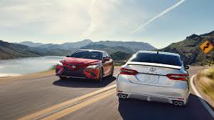 A Look Into the New 2018 Toyota Camry
