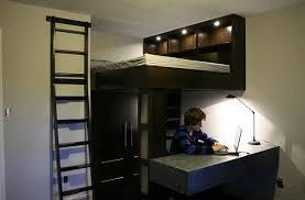 Bedroom Boys Kids Bedroom Ideas Beds Desks Underneath Small Bedroom Design  Idea With A Loft Bed