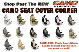 cover king camouflage seat covers