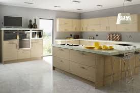 Natural Oak Kitchen Cabinets Contemporary Kitchen New Contemporary Kitchen Cabinets Design