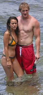 logan paul abs. Unique Abs Cozy They Were Also Photographed As The 22yearold Logan Stood Behind Inside Paul Abs D