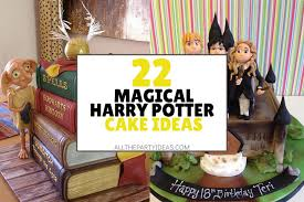 harry potter cake ideas how to recipes