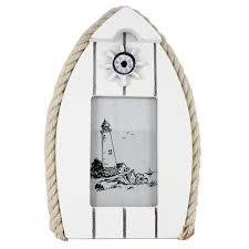 boat shaped photo frame