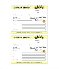 Receipt Template Doc Taxi Receipt Template Doc Metabots Co