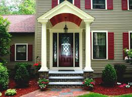 Houzz Porch Designs Amazing Front Porch For Small House Designs Image Of Ranch
