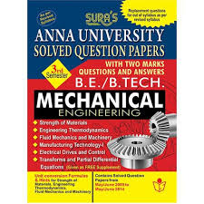 Anna University Solved Question Papers(Mechanical Engineering-III ...