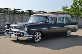 All Chevy 1957 chevy wagon for sale : 1957 Chevrolet 210 Wagon