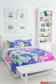 bed sheets for teenage girls. Check Out Teen Vogue\u0027s Bedding Collection Bed Sheets For Teenage Girls S