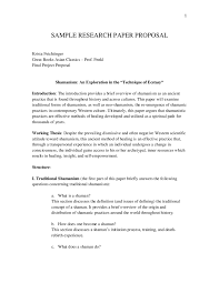 research paper proposal madrat co research paper proposal research proposal sample