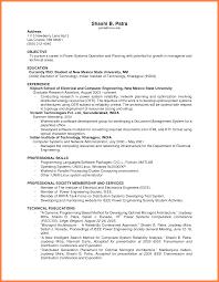 Resume Professional Memberships Najmlaemah Com