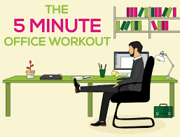 architecture the five minute office workout doctor blog throughout at desk prepare 2 fold away