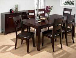 hutch furniture dining room. dark wooden with six chairs and cabinet of dining room sets target hutch furniture