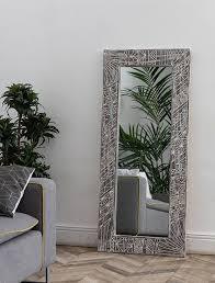 mirror grade brown 28х56 full length