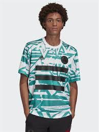 <b>Футболка TAN</b> ADV JSY WHITE/GLRGRN <b>adidas</b> 12144912 в ...