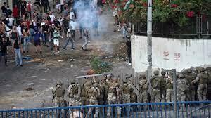 لبنان يواصل الانحدار... وفرنسا تنظم مؤتمرا للمساعدة - فرانس 24